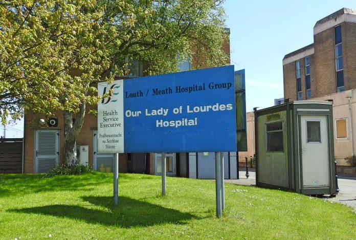 Lady of Lourdes Hospital in Drogheda