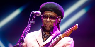 Nile Rodgers Announces Irish Gig