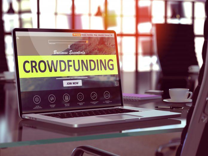 Fake Crowdfunding Page