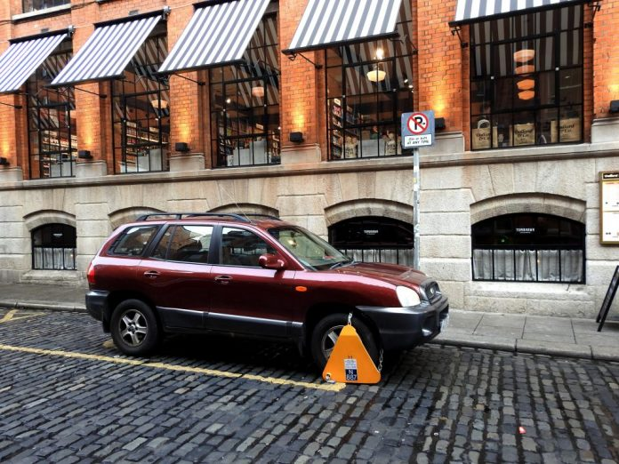 Appeals Against Clampers