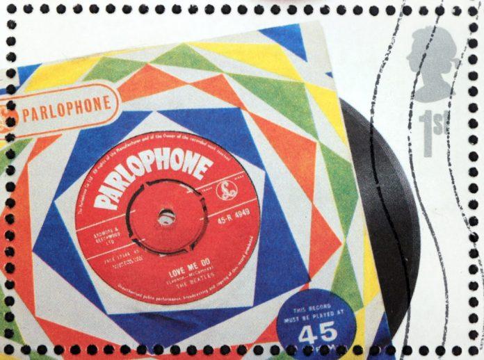 The Beatles' 'Love Me Do'