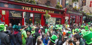 St Patricks Day Weekend