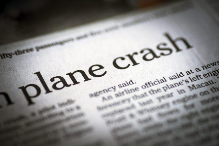 Man Killed In Plane Crash