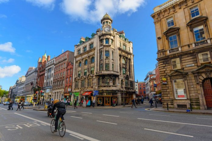 Dublin Voted 33rd Best Place To Live