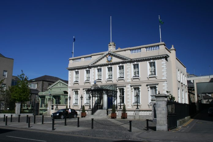 3,000 More Pints For Dublin's Mansion House