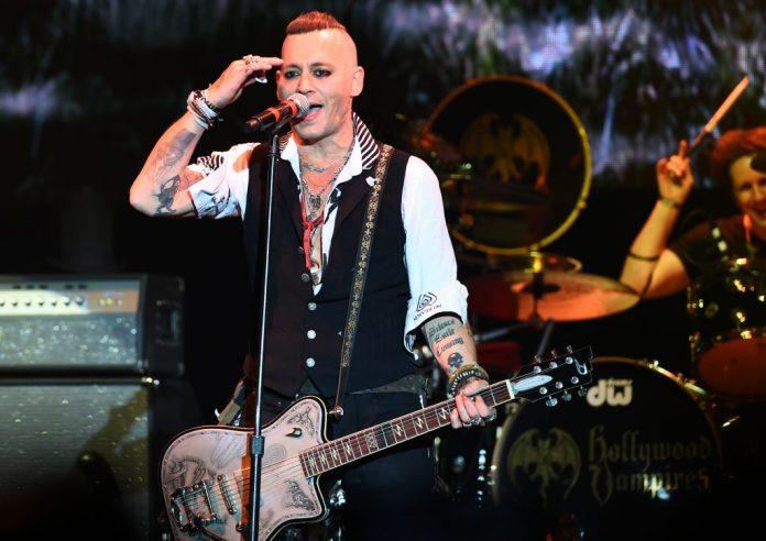 Johnny Depp To Release Second Album