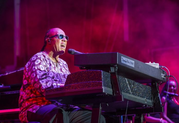 Stevie Wonder To Play 3Arena