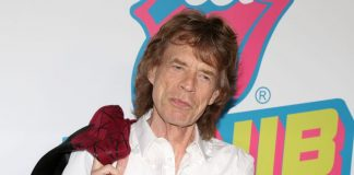 Mick Jagger Spotted In Miami