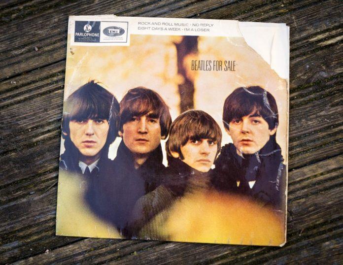 Beatles Memorabilia From NY Goes On Display