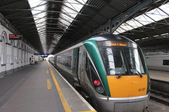 Disruption To Rail And DART Services Today