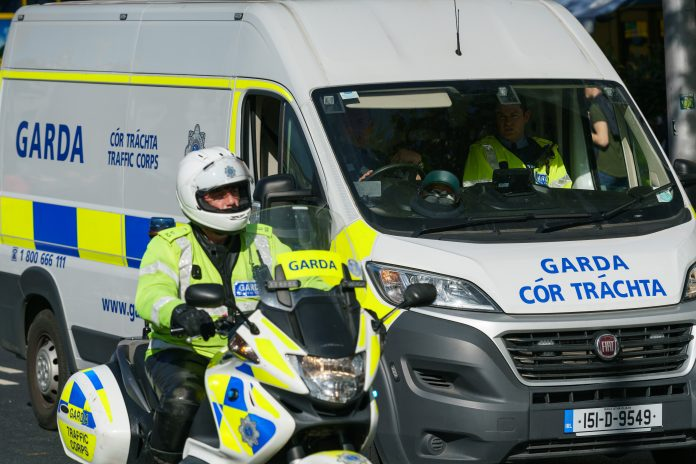 Gardaí And Emergency Services
