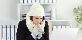 Women Work better In Warmer Temperatures