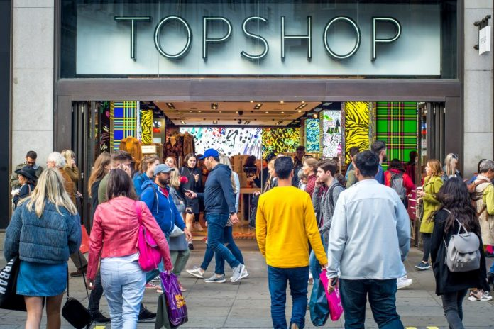 Topshop On Stephen's Green At Risk Of Closure