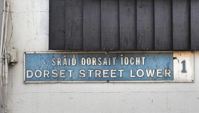 Adult Shop On Dorset Street