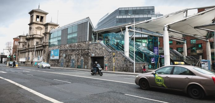 Staff Member At Connolly Station Hospitalised After Assault
