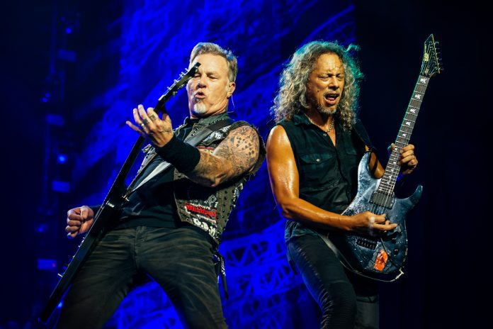 Metallica's Slane Gig