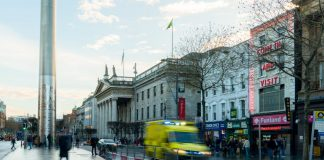 O' Connell Street And Moore Street To Be Transformed