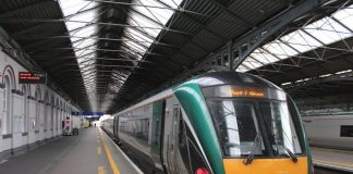 Irish Rail Warn Passengers Of Extremely Busy Weekend