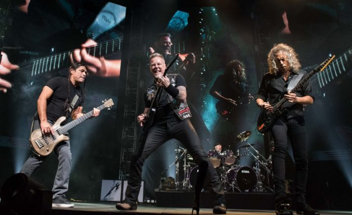 Airport Style Security Checks Planned For Metallica Gig