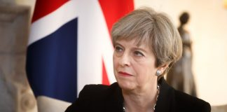 Theresa May Announces Resignation