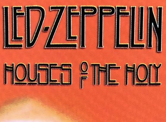 Facebook Bans Led Zeppelin's Houses Of The Holy Album Cover