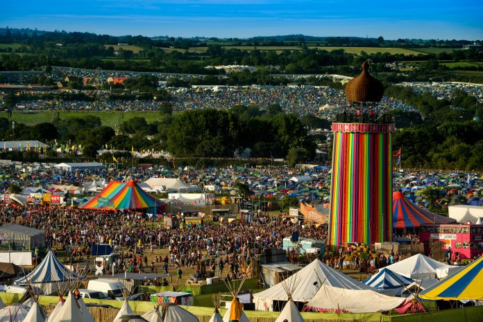 Glastonbury Kicks Off