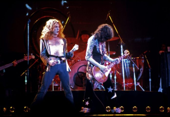 Led Zeppelin Prepare For Legal Dispute