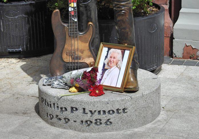 Phil Lynott's Mum Philomena Passes Away