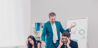Fantasising About Killing Your Boss Is 'Normal'