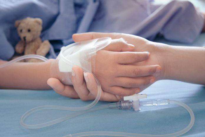 Child Hospitalised
