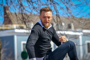 Conor McGregor Slammed Over €80K Mink Coat