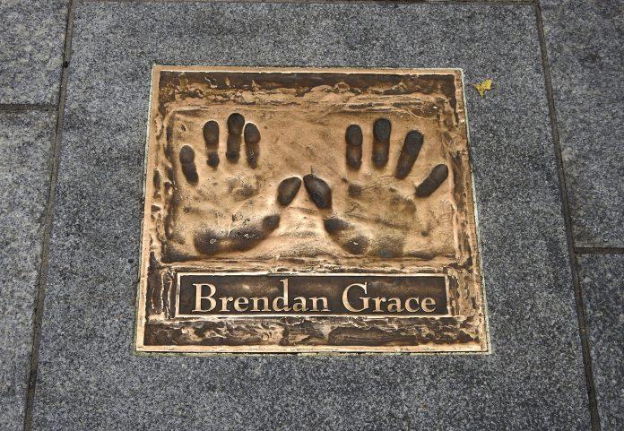Brendan Grace Dies Aged 68