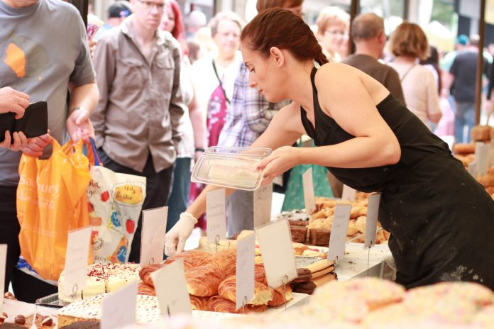 FOOD Line-Up Revealed For All Together Now