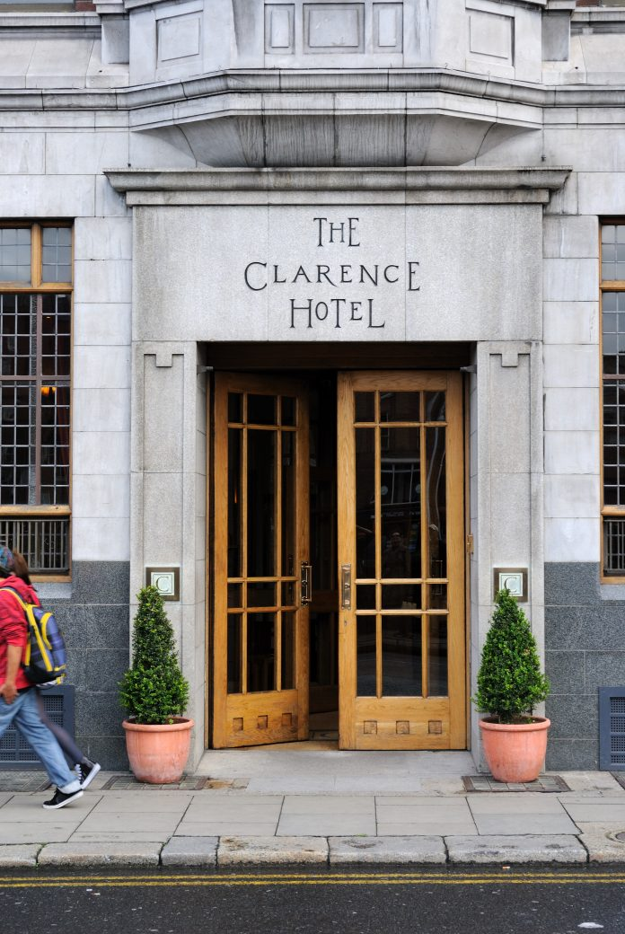 Owners Of The Clarence Hotel Apply To Add Another 54 Rooms