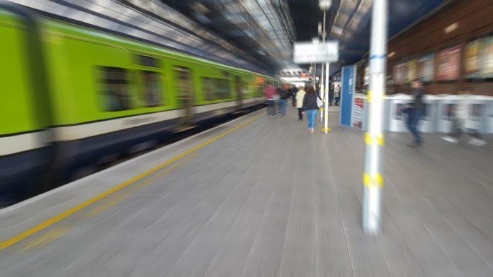 Irish Rail Received Several Complaints Of Harrassment