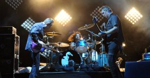 Dave Grohl Discusses If Them Crooked Vultures Will Ever Reunite