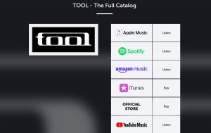 Tool Break Chart Record And Reveal New Album Tracklist