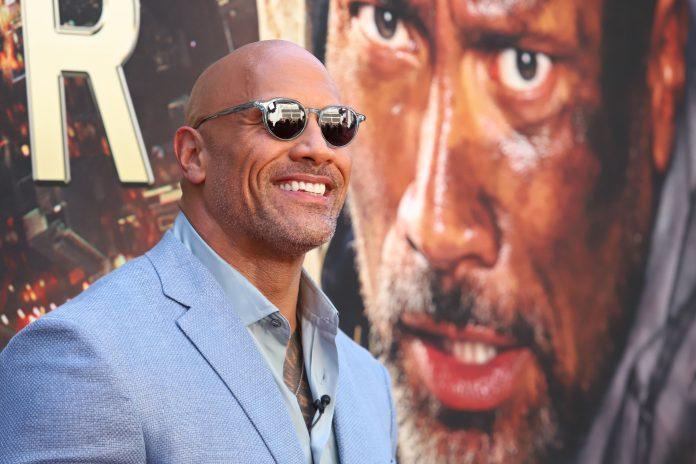 Dwayne The Rock Johnson Is Married