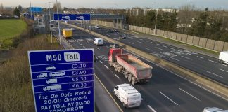 40 Cars Seized Over Unpaid Tolls