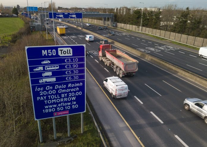 40 Cars Seized Over Unpaid Tolls