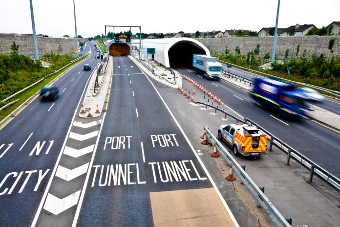 Southbound Bore Of Port Tunnel Re-Opens