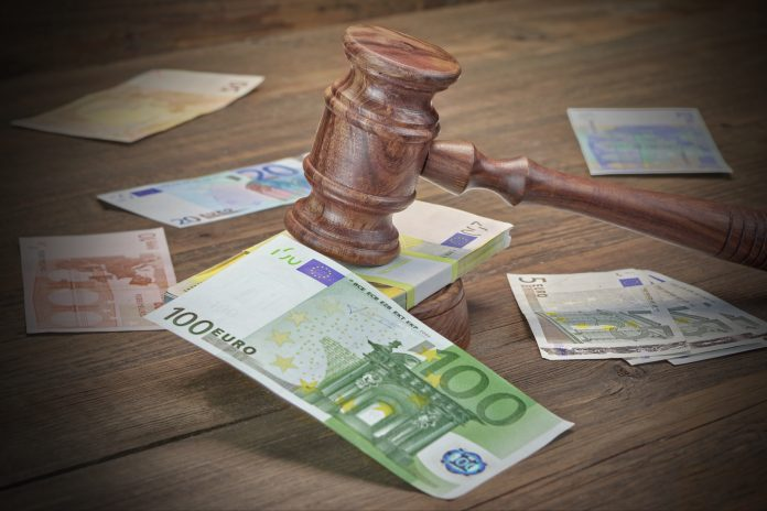 Less Than A Third Of Court Fines Paid In 2017 And 2018