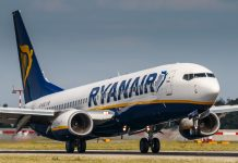 Ryanair Granted Injunction