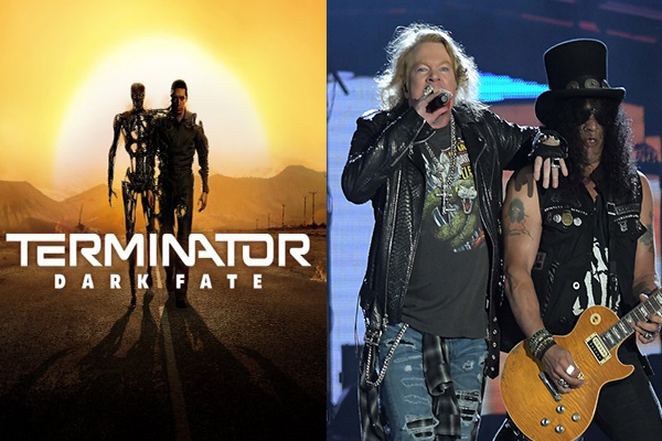 Rumour: GNR Tipped For Track For New Terminator Film
