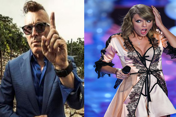 Tool's Album Looks Set To Knock Taylor Swift Off Number 1 Spot!