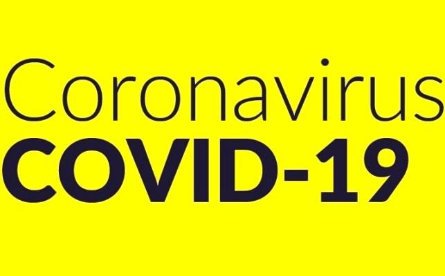 Coronavirus Covid-19 logo
