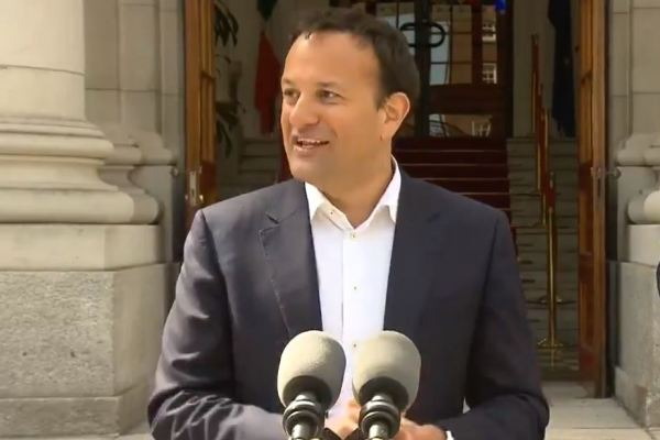 Taoiseach Says Plan Is To Open Schools For Start of New Academic Year