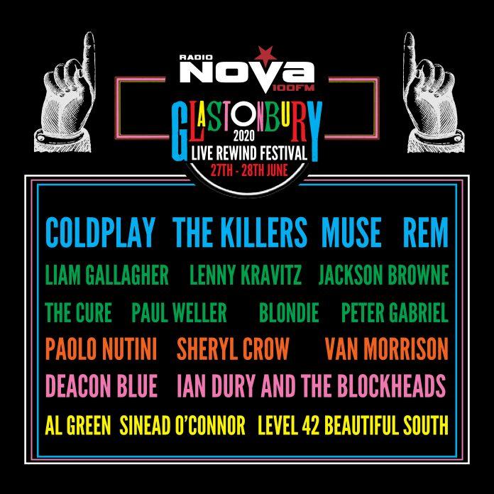 Glastonbury Nova