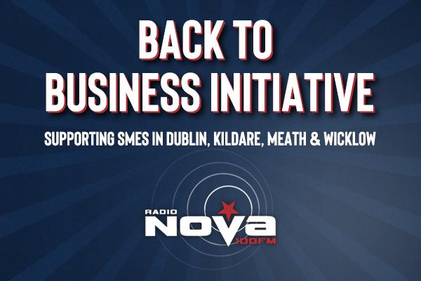 Radio NOVA's Back To Business Initiative 2021