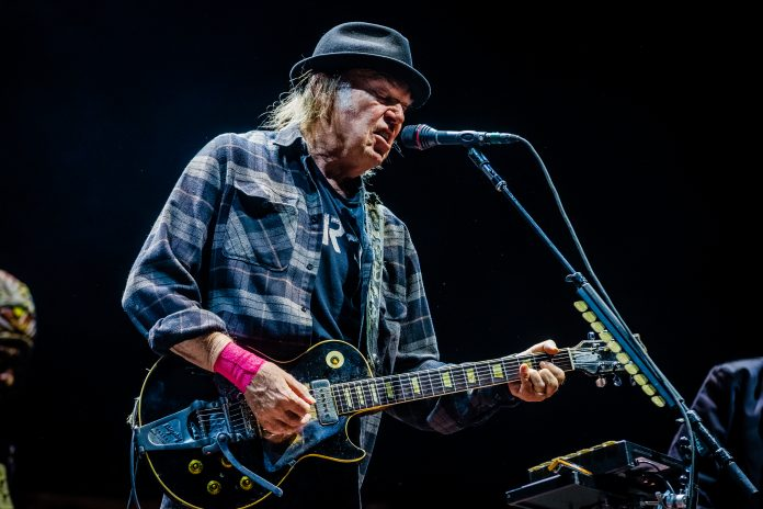 Neil Young Announces Return to Greendale